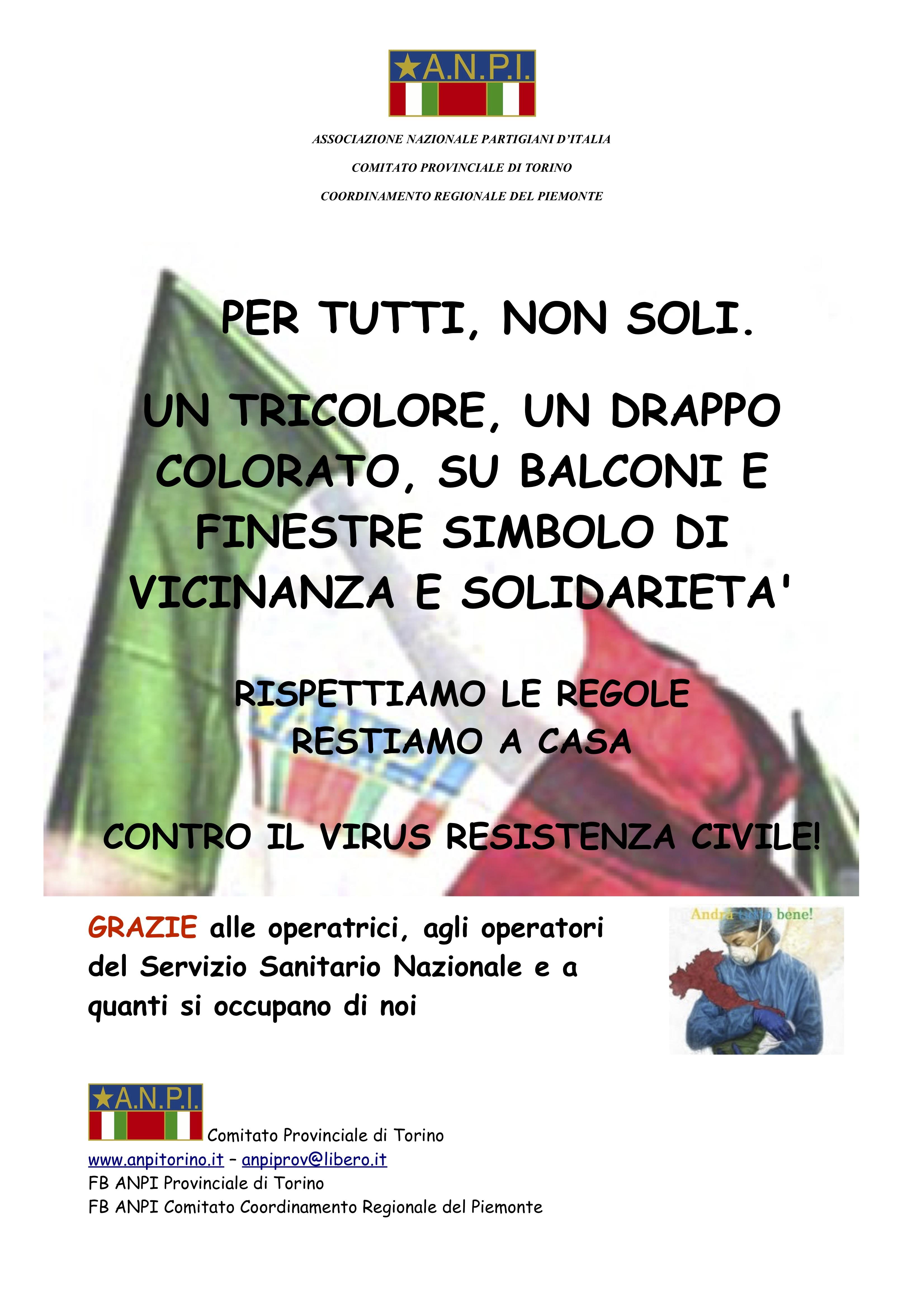 16-03-2020 Volantino tricolore